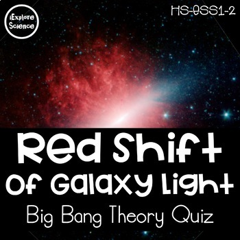 Assessment: Red-Shift of Galaxy Light (Evidence for the Bi