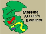 Evidence of Continental Drift Assignment (Mapping Alfred Wegener's Evidence)