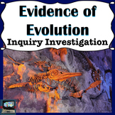 Evidence of Evolution Inquiry Investigation