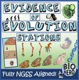 Evidence of Evolution Stations