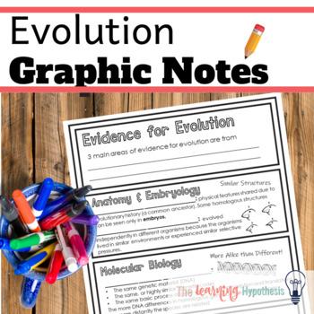 Evidence of Evolution Worksheets.