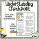 Evidence of Plate Motion Squiggle Sheets & Understanding Checkpoint  [MS ESS2-3]