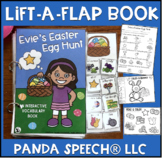 Evie's or Evan's Easter Egg Hunt:  An Interactive & Adaptive Book