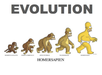 Evolution (Editable)