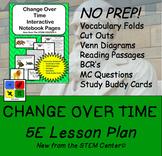 Evolution 5 E Lesson Plan