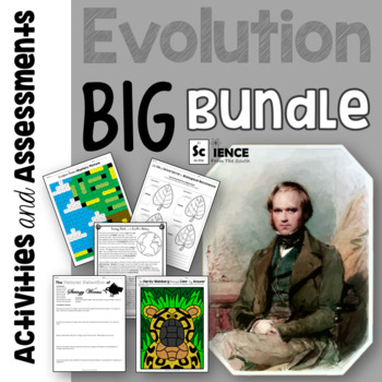 Evolution BIG Bundle of Activities and Assessments