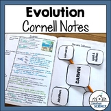 Evidence of Evolution and Natural Selection Cornell Notes