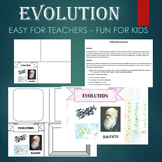 Evolution Darwin Flipbook