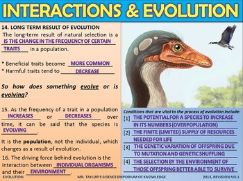 Evolution: Engaging PowerPoint