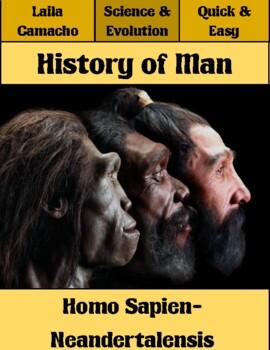 Evolution: Homo Sapien Neandertalensis (Neanderthals)