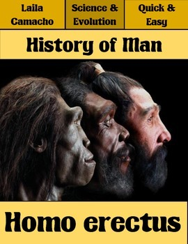 Evolution: Homo erectus