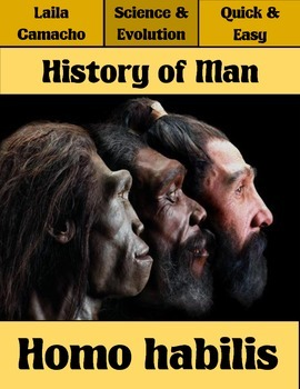 Evolution: Homo habilis