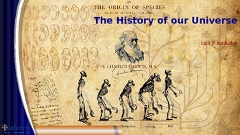Evolution Introduction - The formation of the Universe, so