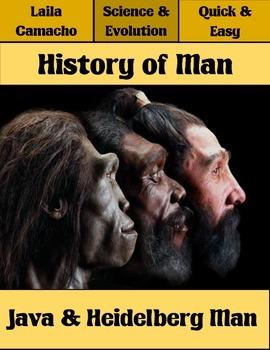 Evolution: Java and Heidelberg Man