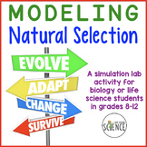 Evolution Lab: Modeling Natural Selection