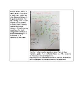 Evolution Lesson Plan