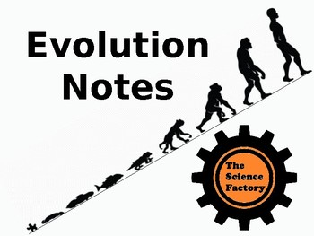 Evolution Notes PowerPoint