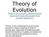 Evolution PPT that Students actually understand