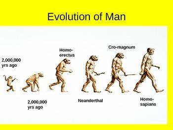 Evolution PowerPoint Presentation