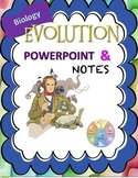 Evolution Powerpoint & Student Notes Packet