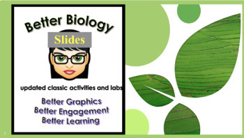 Evolution and Speciation Slides (powerpoint) - AP, College Prep, Honors
