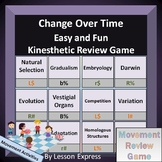 Evolution Terminology -- Kinesthetic Review Game