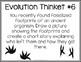 Evolution - Task Cards