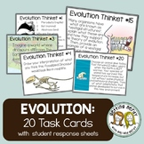 Evolution - Task Cards
