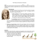 Evolution: Thinking Like Lamarck and Darwin