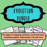 Evolution Activities Bundle