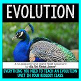 Evolution Unit - Distance Learning Compatible