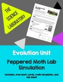 Evolution Unit: Peppered Moth Lab Simulation