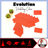 """Evolution Warm-Up Game: """"I have, who has?"""" Vocabulary Chain"""