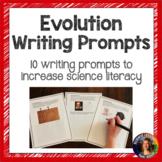 Evolution Writing Prompts
