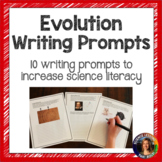 Evolution Writing Prompts
