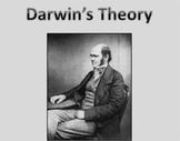 Evolution and Darwin's Theories