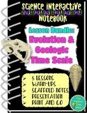 Evolution and Natural Selection: Biology Interactive Noteb