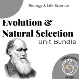 Evolution and Natural Selection Interactive Notebook Pages