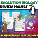 Evolution and Natural Selection Project!