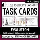 Evolution and Natural Selection Task Cards