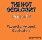 Evolution of Favorite Animal Project (Rubric)