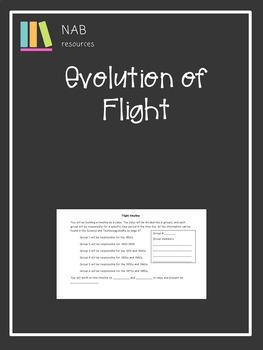Evolution of Flight - Grade 6 Flight Science
