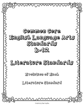 Evolution of Literature Standards
