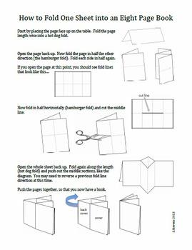 Evolution of the Ancient Egyptian Pyramid Foldable (mini Book)