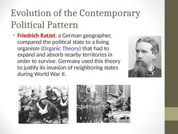 Evolution of the Contemporary Political Pattern