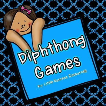 Ew, Au, Aw, OO, Oi, Oy  Diphthong Activities