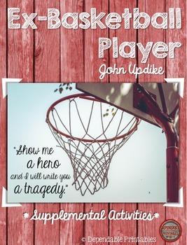 Poetry Analysis: Ex-Basketball Player