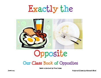 Exactly the Opposite Class Book