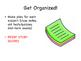 Exam Preparation & Forming Study Groups