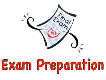 Exam Preparation & Forming Study Groups